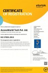 certifications_ISO 27001:2013