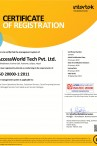 certifications_ISO 20000-1:2011