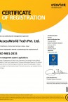 certifications_ISO 9001:2015